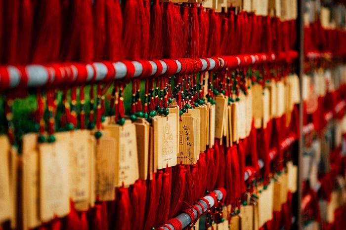 Les omamori, les porte-bonheurs japonais